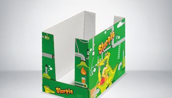 Shelf-Ready-Packaging